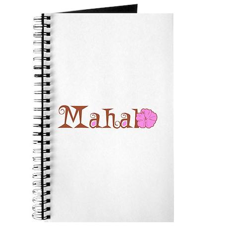 Mahalo Journal