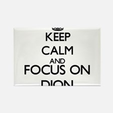 Keep calm and Focus on Dion Magnets