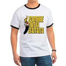 Zombie Ninja Banana T