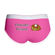 Pancake Wizard Women's Boy Brief