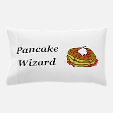 Pancake Wizard Pillow Case