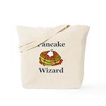Pancake Wizard Tote Bag