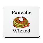 Pancake Wizard Mousepad