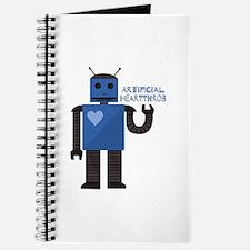 Artificial Heartthrob Journal
