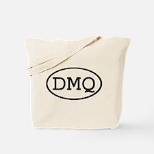 DMQ Oval Tote Bag