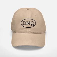 DMQ Oval Baseball Baseball Cap