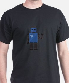Heart Android T-Shirt
