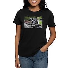 Just loco: steam train, Victoria, Australi T-Shirt