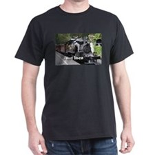 Just loco: steam train, Victoria, Australi T-Shirt