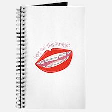 Get Straight Journal