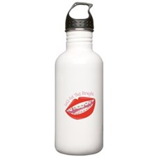 Get Straight Water Bottle