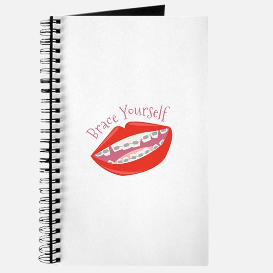 Brace Yourself Journal