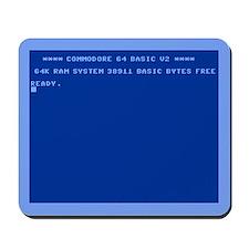 Commodore 64 Mousepad