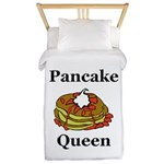 Pancake Queen Twin Duvet