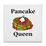 Pancake Queen Tile Coaster