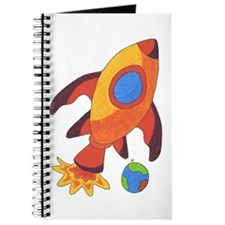 Rocket Ship Journal