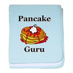 Pancake Guru baby blanket