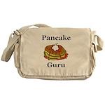 Pancake Guru Messenger Bag
