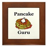 Pancake Guru Framed Tile
