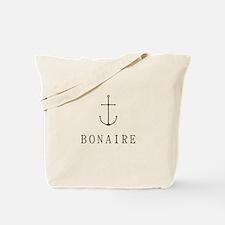Bonaire Sailing Anchor Tote Bag