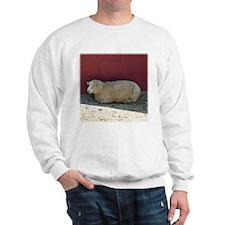 Sleeping Lamb Sweatshirt