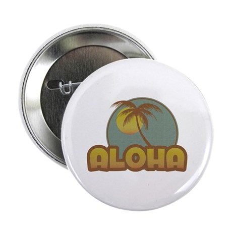 Aloha Palm Button