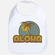 Aloha Palm Bib