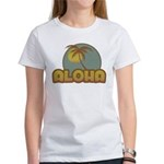 Aloha Palm Women's T-Shirt