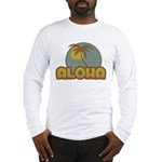 Aloha Palm Long Sleeve T-Shirt