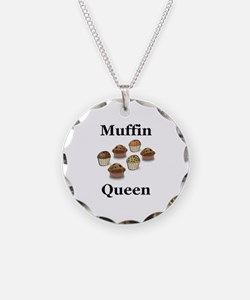 Muffin Queen Necklace