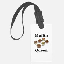 Muffin Queen Luggage Tag