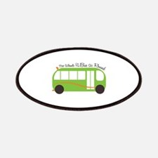 Wheels On Bus Patches