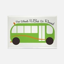 Wheels On Bus Magnets