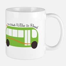 Wheels On Bus Mugs