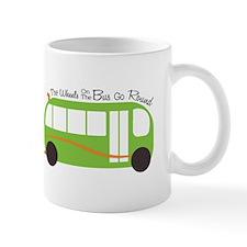 Wheels On Bus Mugs