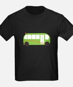 Wheels On Bus T-Shirt