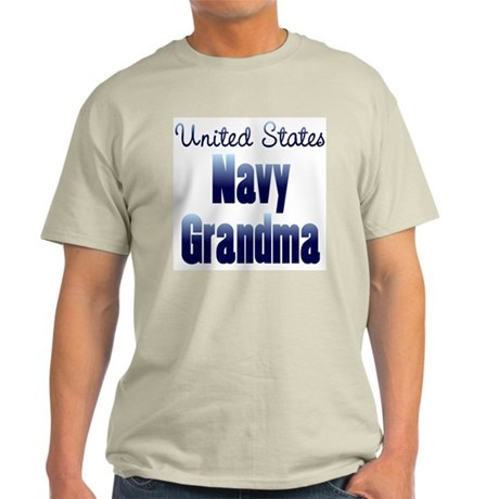 US Navy Grandma Light T-Shirt