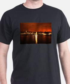 Christmas Tree on the Alster T-Shirt