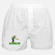Old Cornhole Coot Boxer Shorts