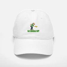 Old Cornhole Coot Baseball Baseball Cap