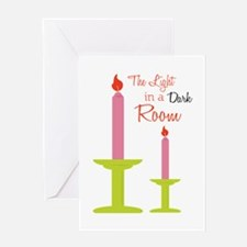 The Light Greeting Cards