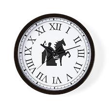 Farrier Clock Wall Clock