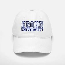 KROHN University Baseball Baseball Cap