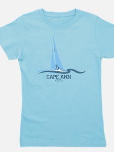 Cape Ann. Girl's Tee