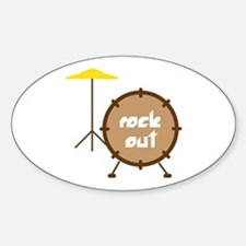 Rock Out Decal