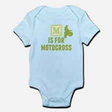 M Is For Motocross Body Suit