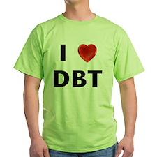 I love DBT T-Shirt