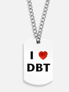 I love DBT Dog Tags