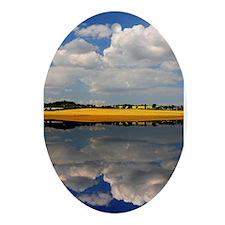 Nature Ornament (Oval)