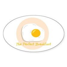 Perfect Breakfast Decal